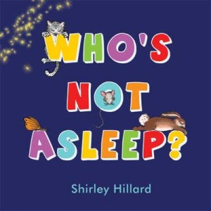 """Who's Not Asleep?"" book cover"